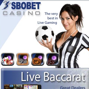 Sbobet online casino bonuses